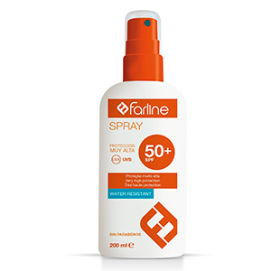 Farline - Spray solar 50+SPF