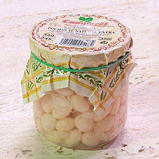 Camporel - Pochas al natural extra, 340 gr.